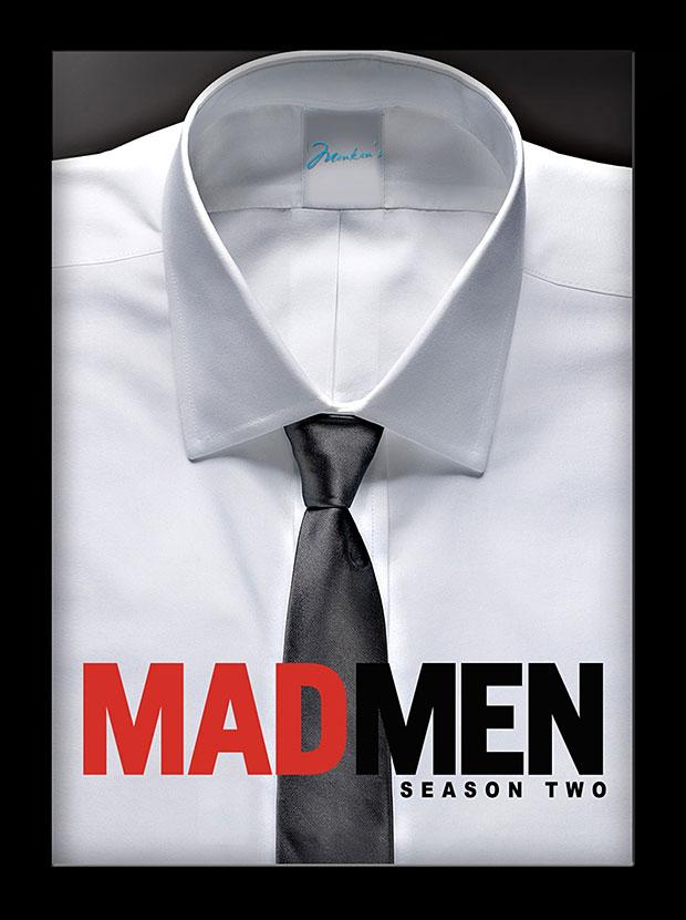 Mad Men Season 2 DVD