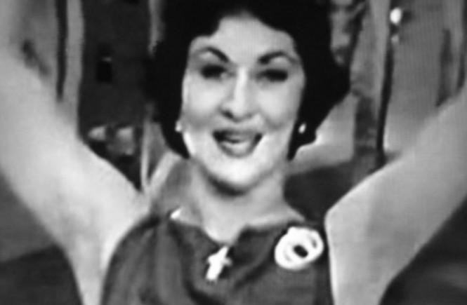 Chita Rivera 1958